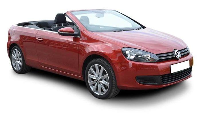 VW GOLF 1.6 CLIMA OPEN CAR